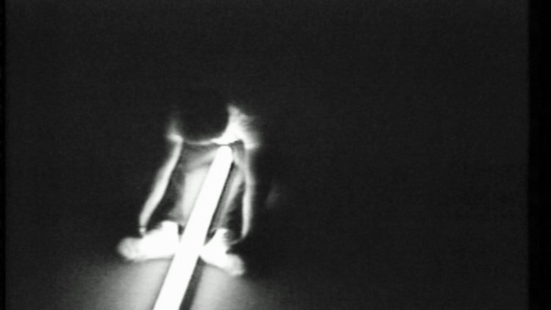 Manipulating A Fluorescent Tube Nauman Bruce Macba Museu D Art Contemporani De Barcelona