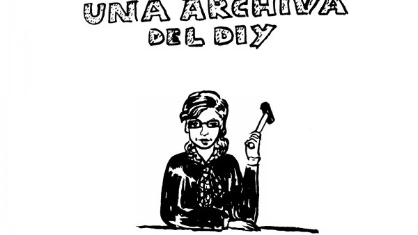 """Imagen de """"lápiz x baqueta"""", edito-distro de """"Una Archiva del DIY"""" (desde 2011)"""
