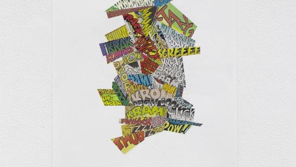 Christian Marclay 'Sound Cluster', 2017. Colección del artista. Cortesía de White Cube