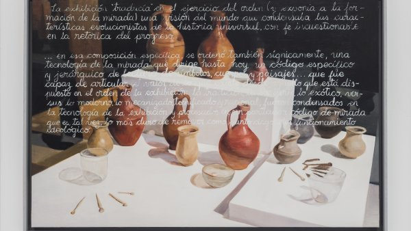 "Sandra Gamarra ""Mercancía I (Bodegón)"", 2018. Cortesia de l'artista ila galeria Juan de Aizpuru"
