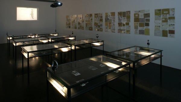 """Muntadas """"On Subjectivity"""", 1978. Colección MACBA. Fundación MACBA.© Muntadas, VEGAP, Barcelona, 2019.Foto: Rocco Ricci"""