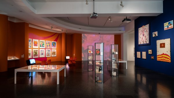 Views of the ongoing display 'A Short Century: MACBA Collection'. Photo: Miquel Coll