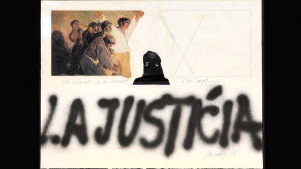La justícia (Sèrie Matances), 1977