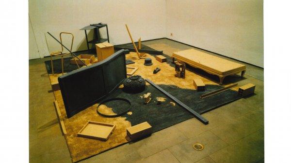 Pere Noguera: Peus d'armari, 1984