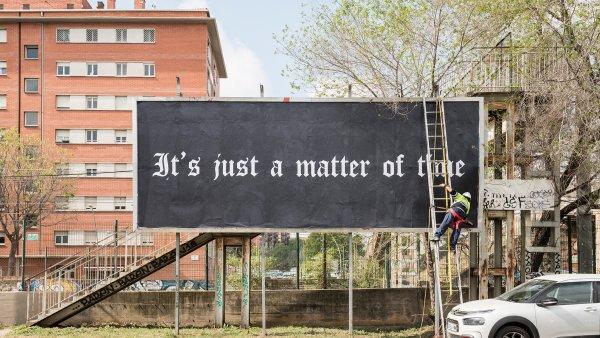 """Vistes de """"Felix Gonzalez-Torres. Política de la relació"""". Foto: Roberto Ruiz"""