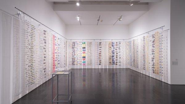 """Vistes """"En temps real. La Col·lecció Rafael Tous d'art conceptual"""""""