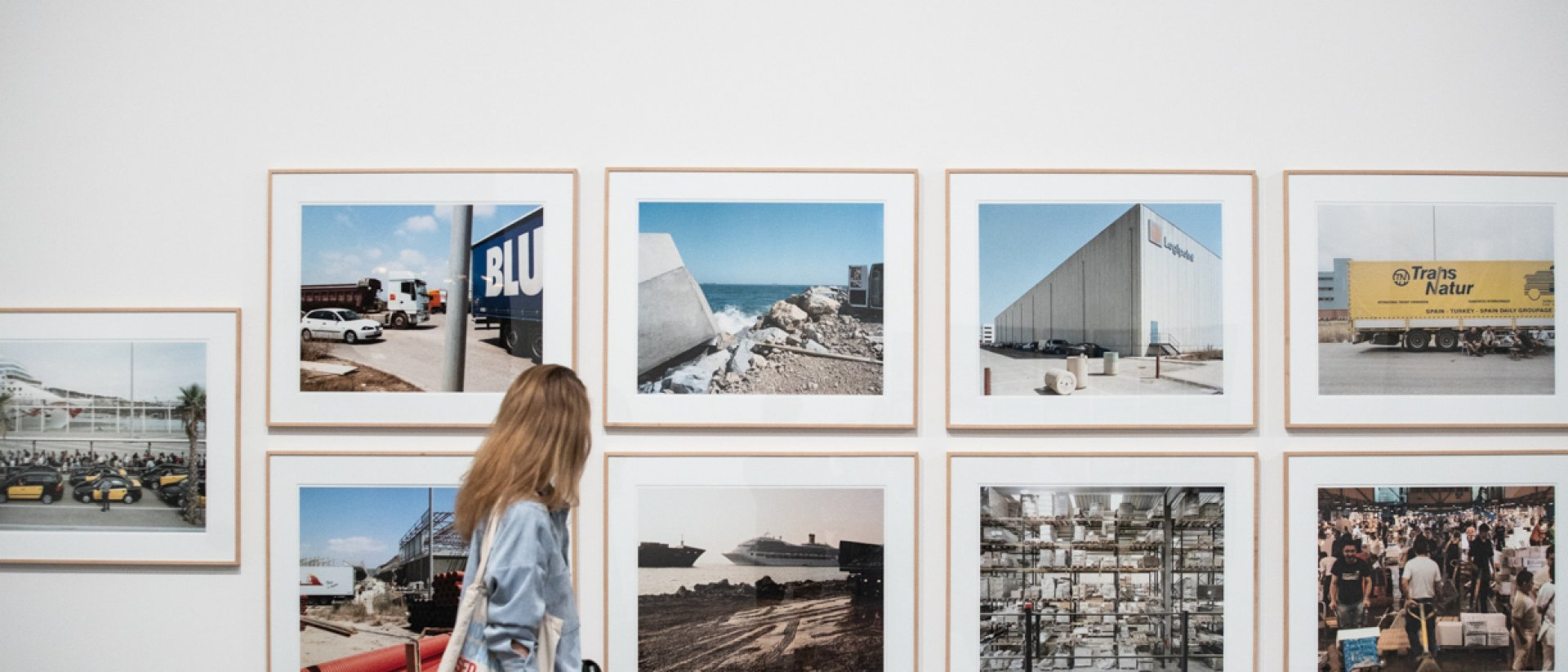 'A Short Century: MACBA Collection' exhibition views. Photo: Dani Cantó