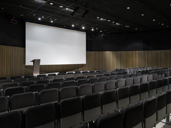 MACBA Auditorium