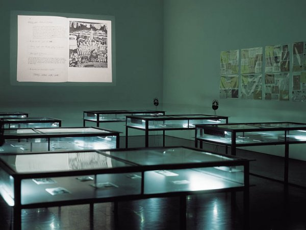 Conservation-restoration of works on paper