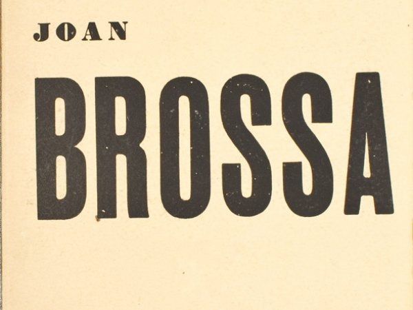 Joan Brossa Collection