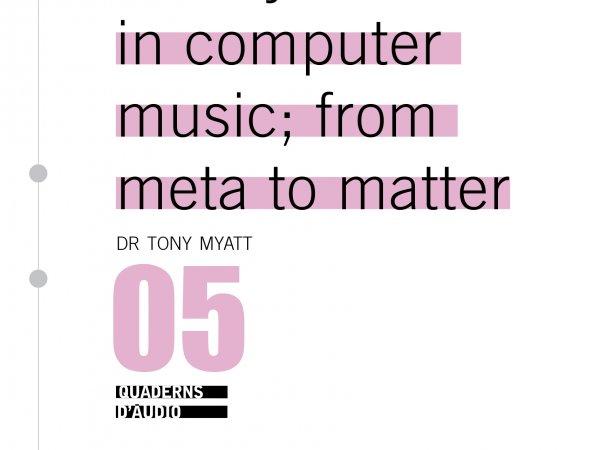 Quaderns d'àudio