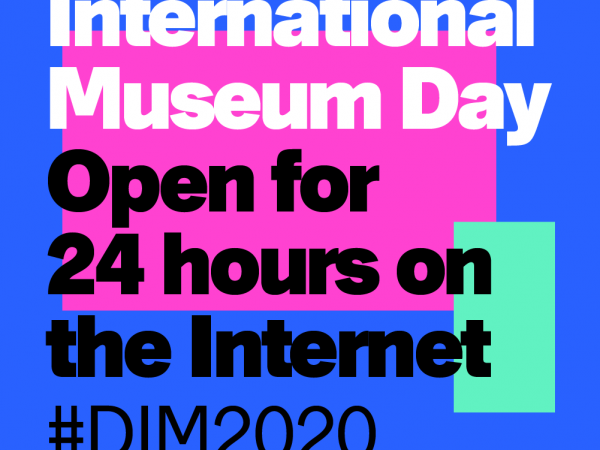 International Museum Day. Open for 24 hours on the Internet