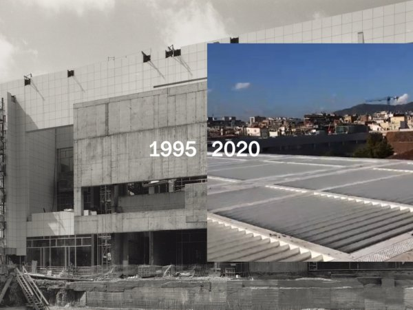 MACBA 25 years