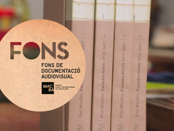 Fons de documentació audiovisual