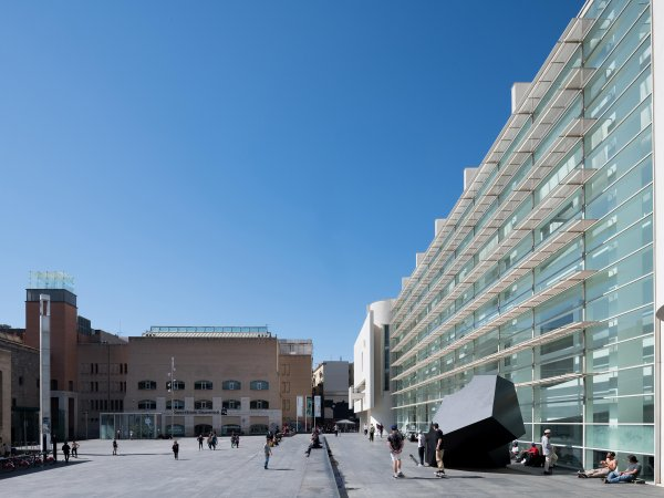 The MACBA is organising an international public competition to select its new director