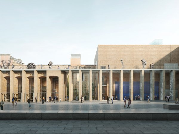 A new MACBA for Barcelona