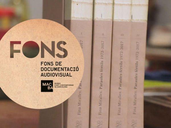 Fons de documentació audiovisual