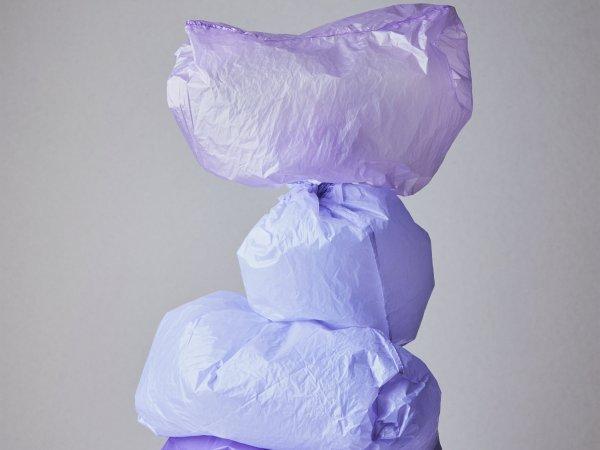 Plastic bags, Apartamento Still Lifes, Ana Domínguez
