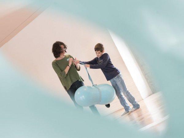Flatus Vocis. Family workshop for children with autism
