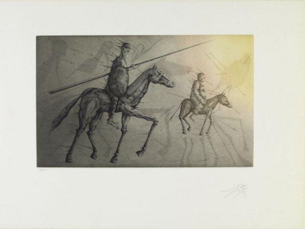 Don Quixote (IX)