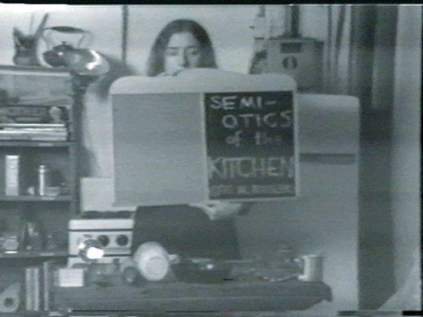 Semiótica de la cocina