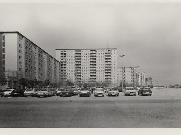 The empty Barcelona of Manolo Laguillo