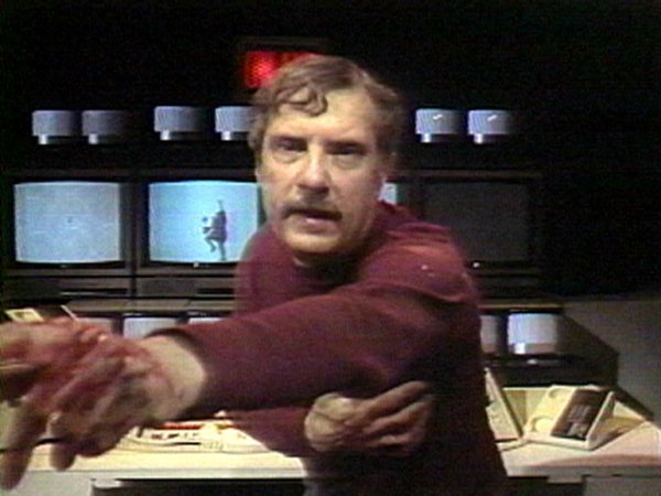 "Douglas Davis ""Ménage à Trois"", 1986. Courtesy Electronic Arts Intermix (EAI), New York"