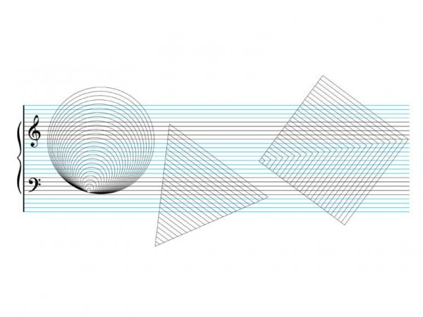 "Yasunao Tone ""The Origin of Geometry: An Introduction"", 2006"