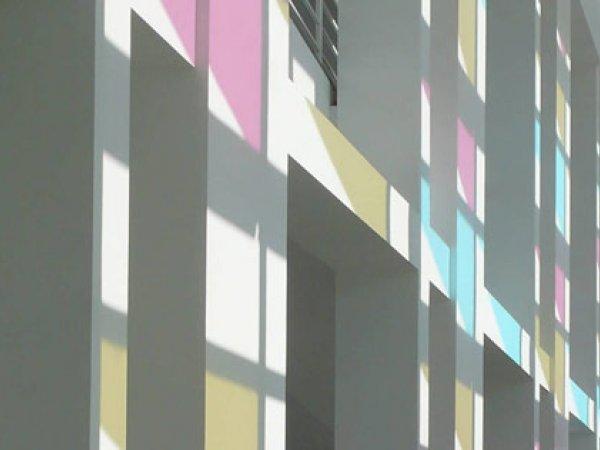 "Lothar Baumgarten ""Autofocus retina"", 2006-2007"
