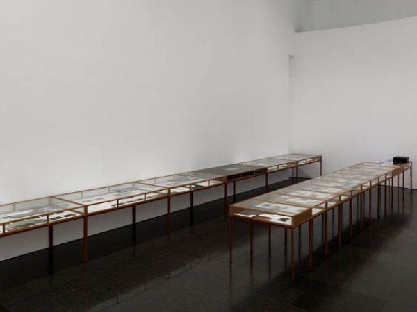 "Ibon Aranberri ""(Ir. T. nº 513) zuloa. Extended Repertory"", 2003-2007"