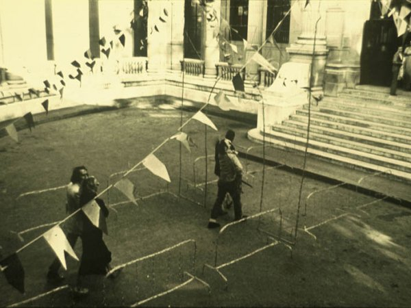 """Jaume Xifra """"Exposició - Instal·lació"""", 1974"""