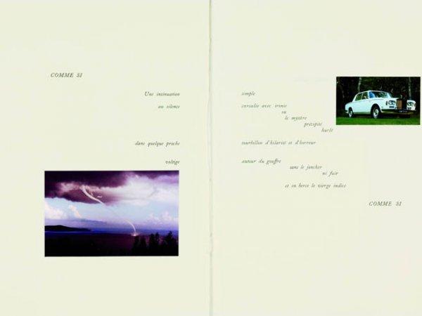 """Marine Hugonnier """"Un Coup de Dés Jamais N'abolira le Hasard - L'Espace Social N2"""", 2007"""