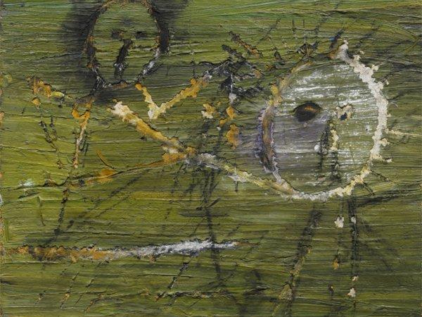 """Antoni Tàpies """"Composició"""", 1947"""