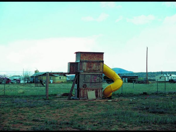 "Peter Friedl ""Playgrounds"", 1995"