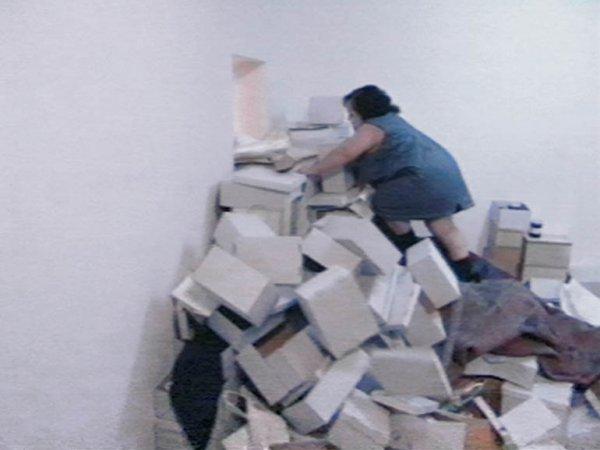 "Jordi Colomer ""Simo"", 1998"