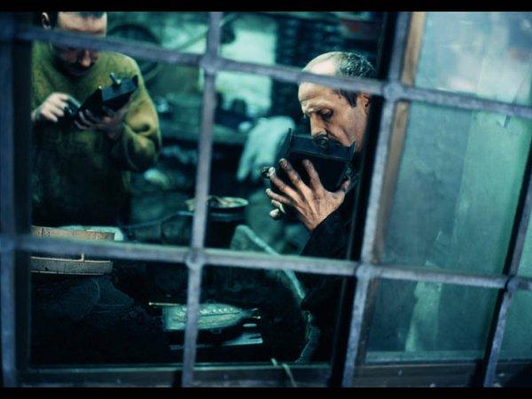 "Allan Sekula ""Shipwreck and Workers"", 2005-2007"