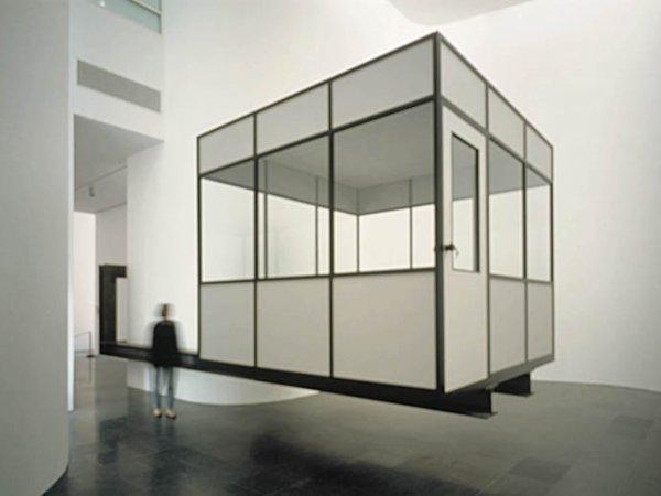 "Richard Wilson ""Donner"", 1996. Fotografia: Martín García Pérez"