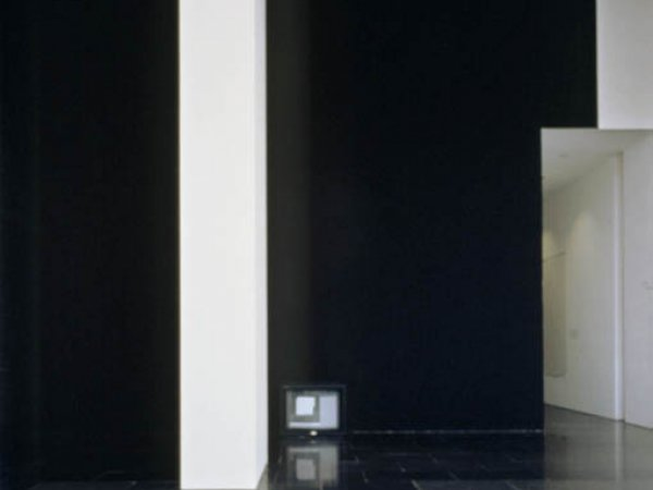 "Perejaume ""Cambra"", 1996. Fotografia: Martín García Pérez"