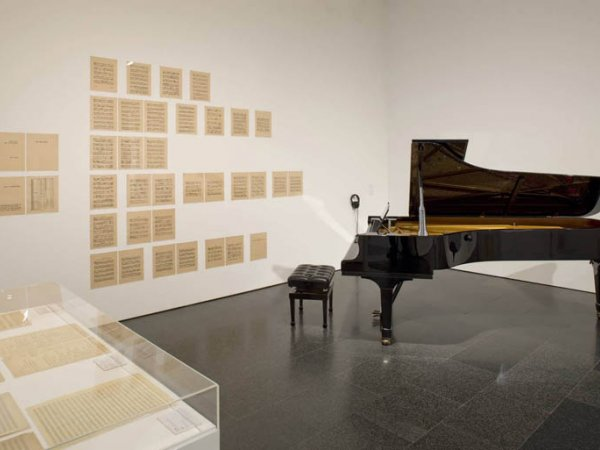 """The anarchy of silence John Cage and experimental art"" 2009-2010"