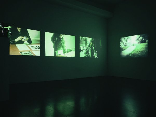 """David Lamelas """"Film Script (La manipulación del mensaje)"""", 1972"""