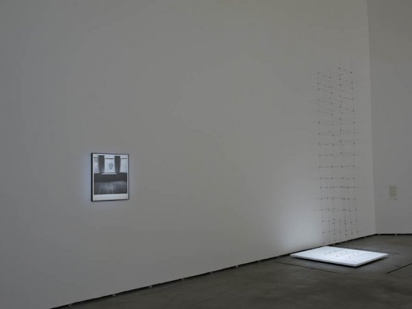 """""""The inverted mirror"""" exhibition view, 2012"""