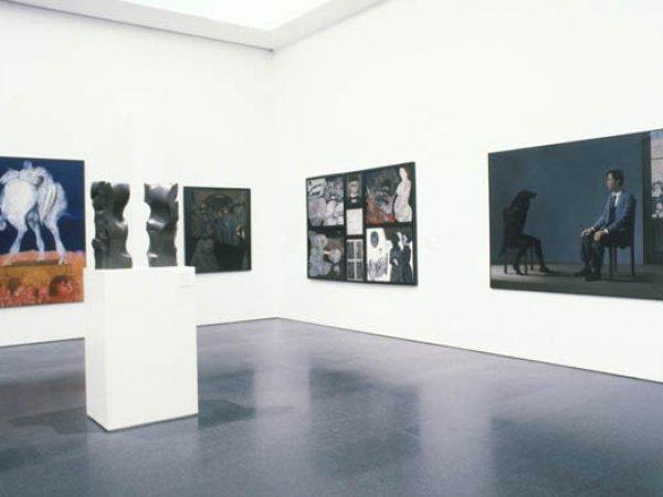 Descoberta de la Col·lecció, 1997-1988 (vista de sales)