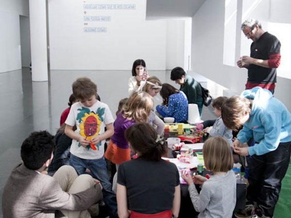 MACBA for Families
