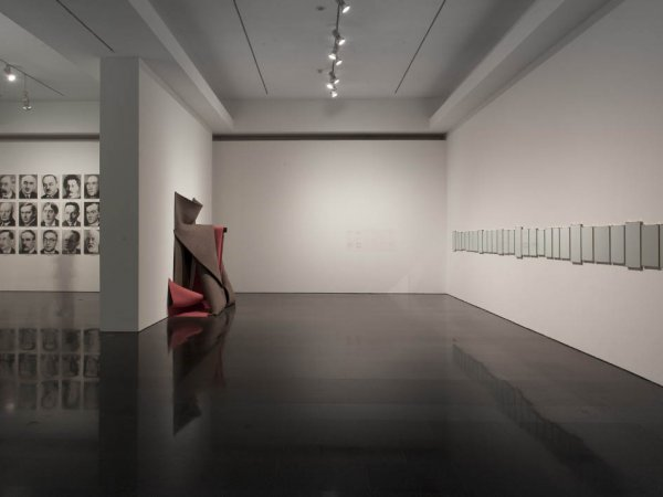 """""""Content Becomes Something to be Avoided  Like a Plague. Critic Episodes (1957-2011). MACBA Collection"""" view ehibition, 2012-2013"""
