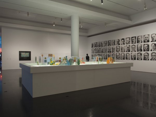 """The Art of the First Globalisation. Critic Episodes (1957-2011). MACBA Collection"", view exhibition, 2012-2013"