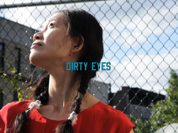 "Lawrence Weiner ""Dirty Eyes"", 2010 (film still)"