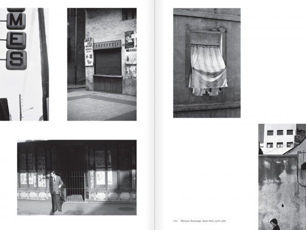 "Selection from the catalogue ""Centre Internacional de Fotografia Barcelona (1978-1983) "", pages 160 and 161"