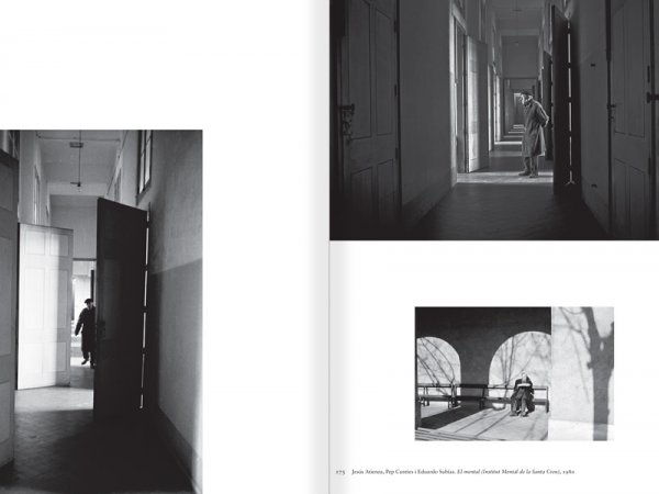 "Selection from the catalogue ""Centre Internacional de Fotografia Barcelona (1978-1983) "", pages 174 and 175"