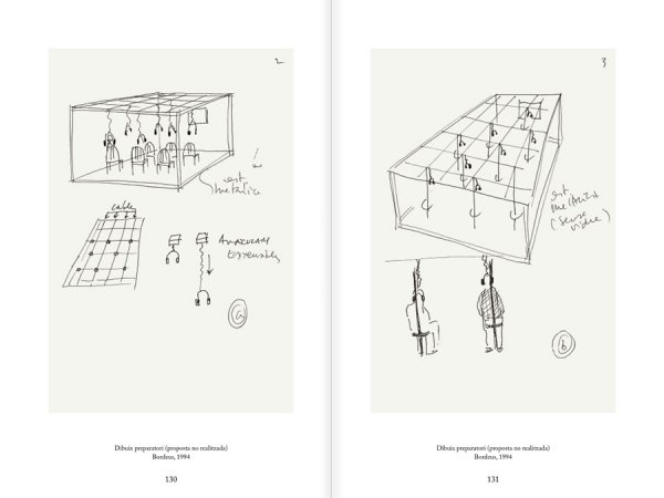 MUNTADAS. BETWEEN THE FRAMES: THE FORUM, pages 130 and 131