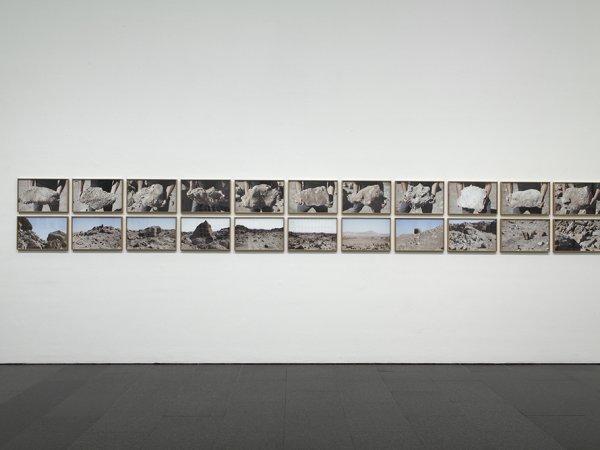 'Xavier Ribas. Nitrate' exhibiton views, 2014. Photo: Marc Roig